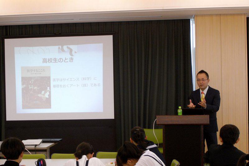高松第一学園みらい科講演03